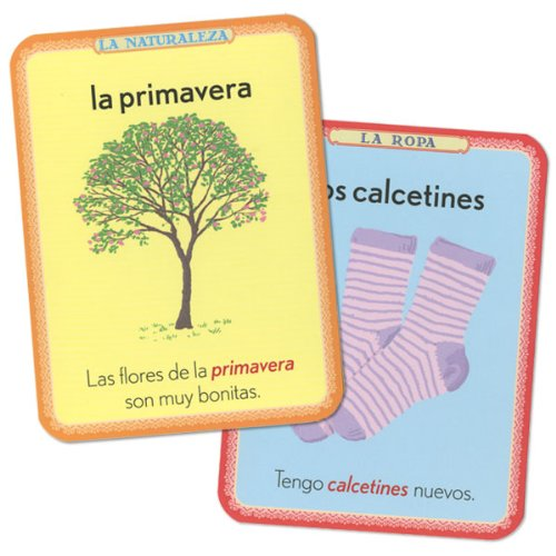 Spanish Flash Cards by eeBoo (Image #1)
