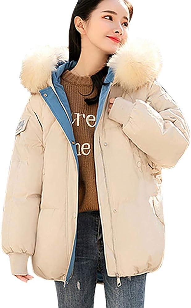Poachers Chaqueta Mujer Invierno Marca Ropa de algodón de Moda ...