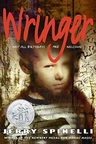 the wringer book - 1