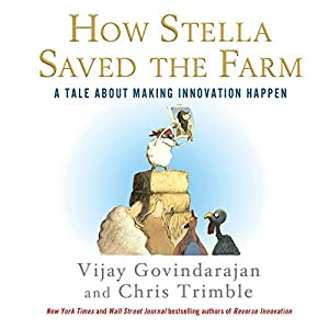 How Stella Saved the Farm Audiobook