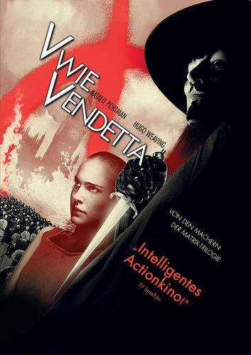 V wie Vendetta Film