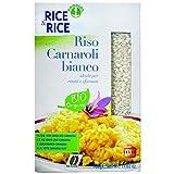 Rice&Rice Riso Carnaroli Bianco Biologico 500g