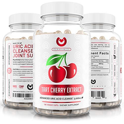 Tart Cherry Capsules Max