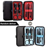 Best Mens Manicure Sets - Manicure Set Professional Nail Clippers Kit for Man Review