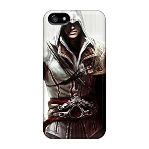 New OXf149zhWM Assassins Creed Iii Tpu Cover Case For Iphone 5/5s