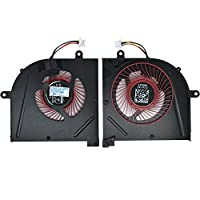 CBK New Laptop CPU Cooling Fan For MSI GS63VR GS73VR Stealth Pro BS5005HS-U2F1
