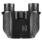 Binoculars Telescope, Weiduka 10X25 Mini Lightweight Compact Folding Binoculars Perfect Traveling, Bird Watching, Hunting, Concert, Ball Game For Sale