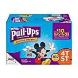 Product of Pull-Ups Learning Designs Training Pants for Boys, Size 4T-5T, 102 ct. (diapers - Wholesale Price - Training Pants [Bulk Savings]: more info