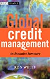 Global Credit Management, Ron Wells, 0470851112