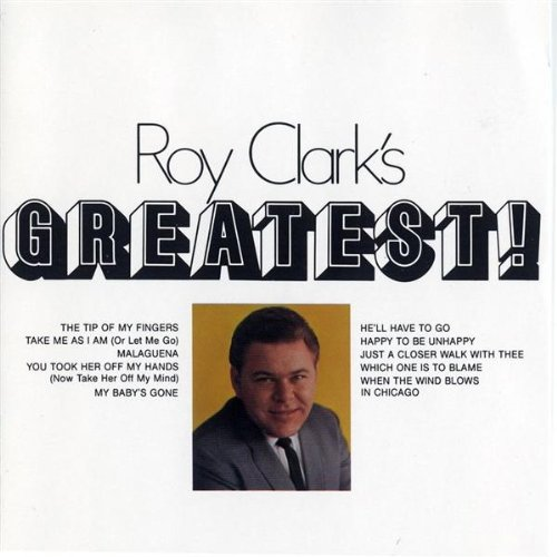 Roy Clark's Greatest! by Capitol