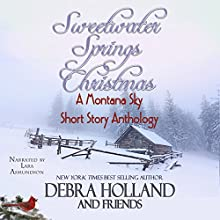 Sweetwater Springs Christmas Audiobook by Debra Holland and Friends Narrated by Lara Asmundson