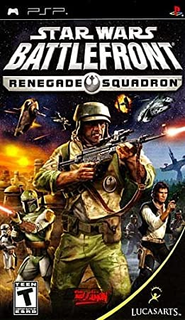 Star Wars Battlefront: Renegade Squadron - Sony PSP