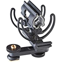 Rycote InVision Video Mic Lyre Shockmount Suspension for Cameras with Hot Shoe