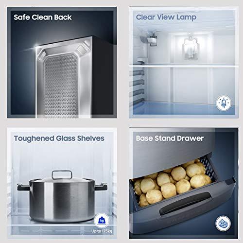 Samsung 198 L 4 Star Inverter Direct-Cool Single Door Refrigerator