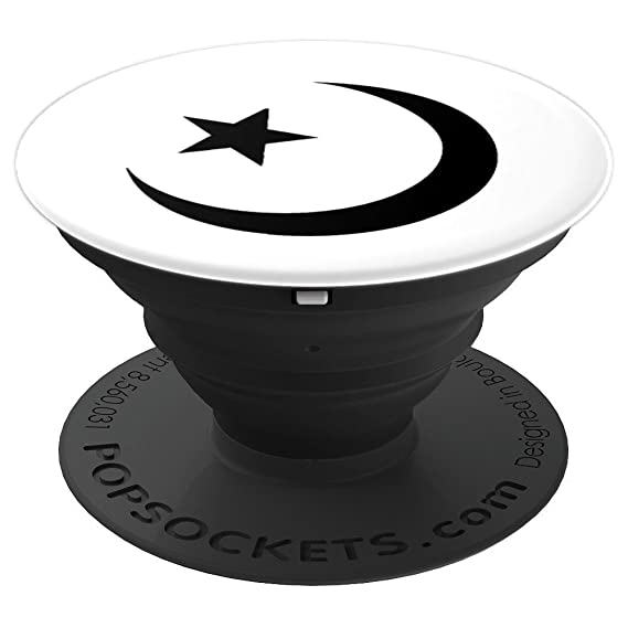Amazon Muslim Symbol Star And Moon Crescent Popsockets Grip