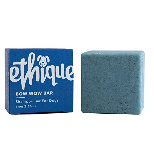 (Ethique Eco-Friendly Shampoo Bar For Dogs, Bow Wow Bar 3.88)