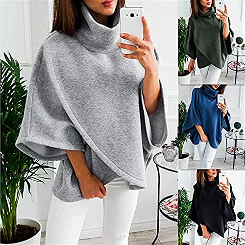 Loisir Femme Fashion El Sweater Hiver Automne Pullover Vintage 6aa17qX