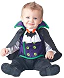 Deluxe Baby Boys Count Cutie Vampire In Character Halloween Fancy Dress Costume Outfit (6-12 months) by Fancy Me