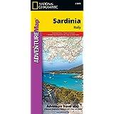 Sardinia Adventure Map