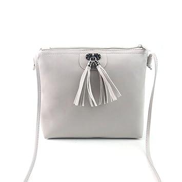 7d37859f1f795 Handtasche Btruely Jahrgang Damen Schultertasche Elegant Frau Mini  Messenger Umhängetaschen Klein Tote Mode Damen Handtasche (