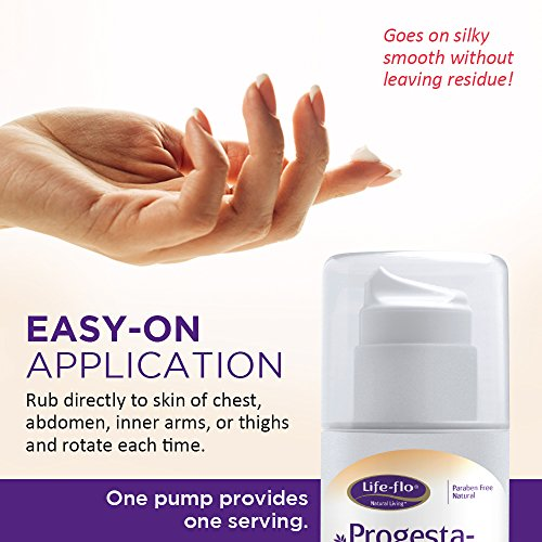 Life-Flo Progesta-Care Progesterone USP, Cream |