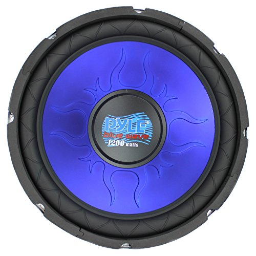 Pyle Blue Wave Series - PYLPL1290BL - Pyle 12 HIGH-POWER SUBWOOF