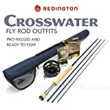Redington Crosswater 890-4 Fly Rod Outfit (9'0″, 8wt, 4pc) Review