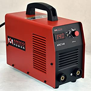 Amico 140 Amp Stick/Arc Welder IGBT Inverter DC Welding Soldering from Amico Power Corp