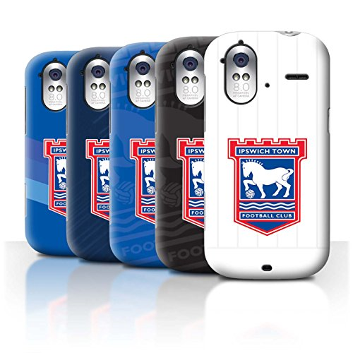 Official Ipswich Town FC Phone Case / Cover for HTC Amaze...