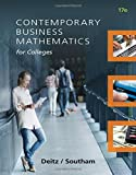 img - for Contemporary Business Mathematics for Colleges book / textbook / text book