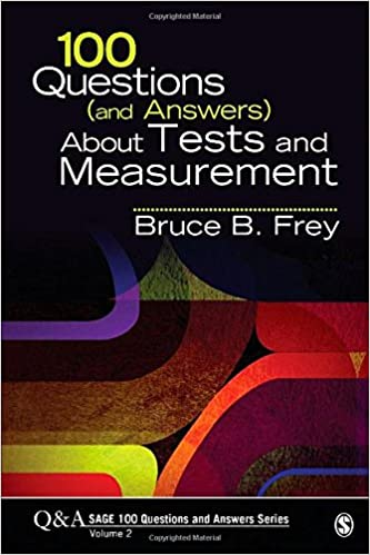 Amazon 100 questions and answers about tests and measurement 100 questions and answers about tests and measurement sage 100 questions and answers 1st edition fandeluxe Gallery