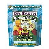 Dr. Earth Natural Wonder Fruit Tree Fertilizer 4 lb