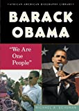 Barack Obama, Michael A. Schuman, 0766028917