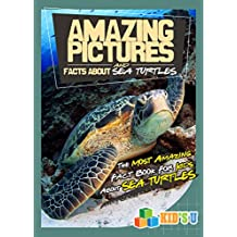 Amazing Pictures and Facts About Sea Turtles: The Most Amazing Fact Book for Kids About Sea Turtles
