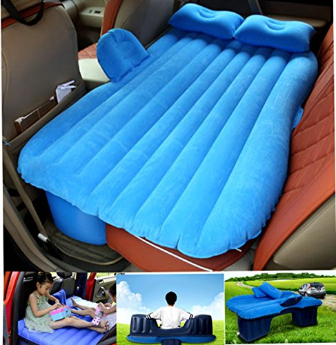 Inflatable Mattress Camping Inflation Extended