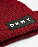 DKNY Boys Winter Beanie Hat and Gloves