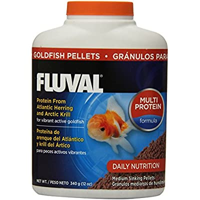 Click for Hagen 90gm Fluval Goldfish Pellets