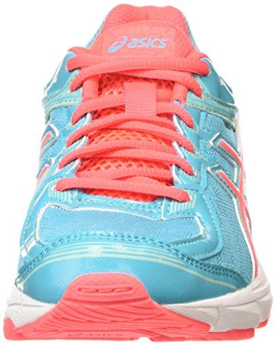 Asics Gt-1000 4 GS Mädchen Laufschuhe Blau (scuba Blue/diva Pink/pool Blue 3920)