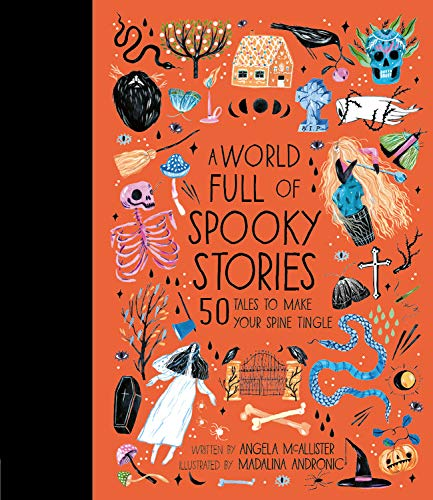 A World Full of Spooky Stories -