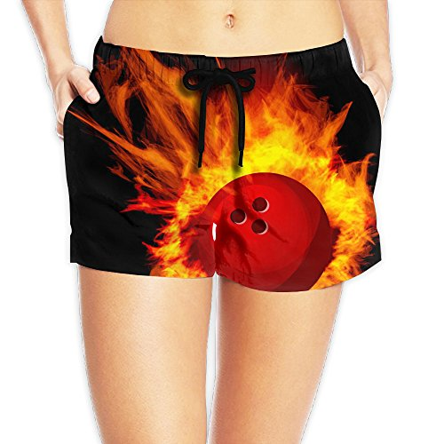 Price comparison product image Board Shorts Fire And Bowling Women's Slim Fit 2017 Hot