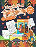 Turkey And Trucks Thanksgiving Activity