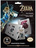 The Legend of Zelda: Breath of The Wild- dekal-set, 44 stycken, TS7406, flerfärgad