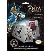 The Legend of Zelda: Breath Of The Wild - Stickerset, 44 stickers, meerkleurig