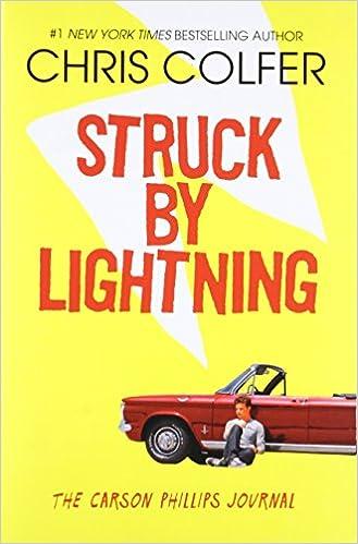 Struck By Lightning Chris Colfer Pdf