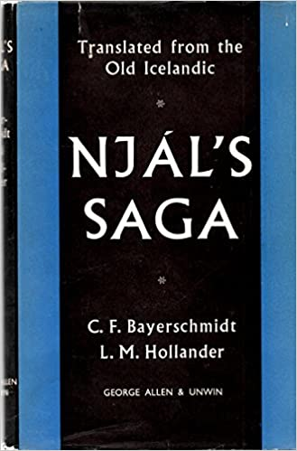 Njal's Saga (Library of Scandinavian Literature Vol 3)