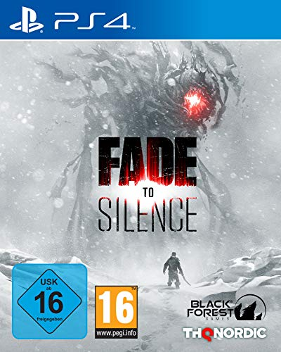 Price comparison product image Fade to Silence (PlayStation PS4)