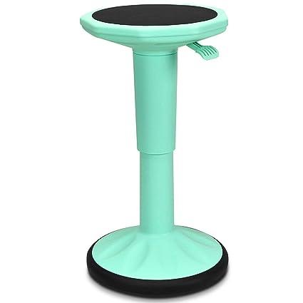 Sensational Amazon Com Fdinspiration Green Home Office Wobble Chair Inzonedesignstudio Interior Chair Design Inzonedesignstudiocom