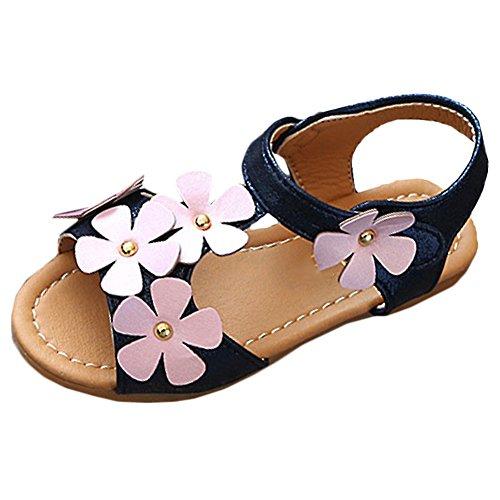 Scothen Niñas strappy sandalias zapatos de verano zapatos casuales zapatos de las sandalias de playa sandalias sandalias romanas los niños zapatos