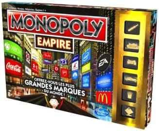 Hasbro A47701010 - Juego monopoly Empire [Importado de Francia]: Amazon.es: Juguetes y juegos