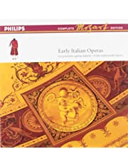 Complete Mozart:Early Ita